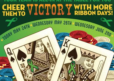 Ribbon Campaign: Poker